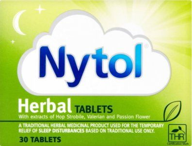 Nytol Herbal Tablets Pack of 30