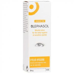 Blephasol Lotion For Sensitive Eyelids 100ml