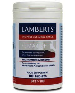 Lamberts FEMA 45+ Tablets Pack of 180