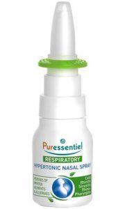 Puressentiel Respiratory Hypertonic Nasal Spray 15ml