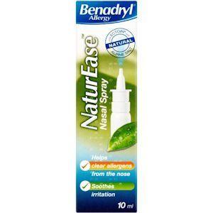 Benadryl Allergy NaturEase nasal spray-10ml