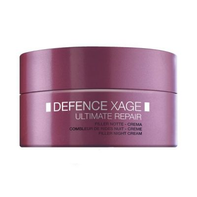 Bionike Defence Xage Ultimate Repair filler for wrinkles night cream 50ml