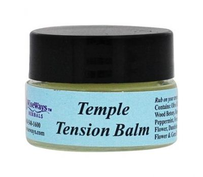 Temple Tension Balm