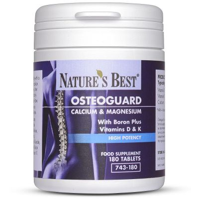 Nature's Best-OsteoGuard®-180 tablets