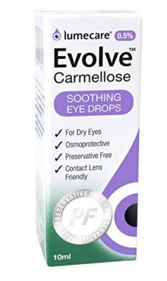 Lumecare Evolve Carmellose 10 ml drops