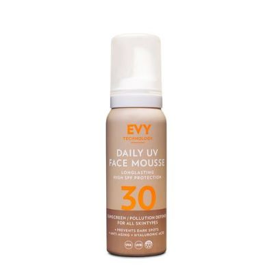 EVY Daily UV Face Mousse SPF 30 - 75ml