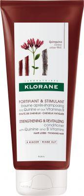 Klorane Quinine B6 Strengthening & Revitalizing Conditioner 200ml
