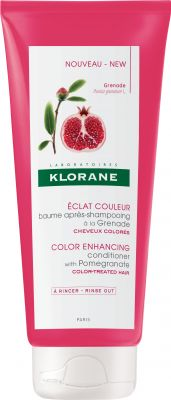 Klorane Pomegranate Color Enhancing Conditioner200ml