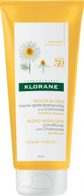 Klorane Camomile Blond Highlights Conditioner200ml