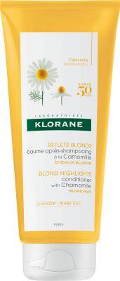 Klorane Camomile Blond Highlights Conditioner200ml