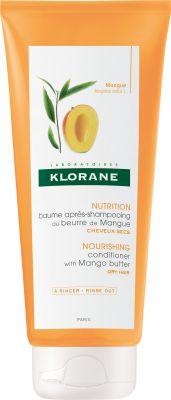 Klorane Mango Butter Nourishing Conditioner 200ml