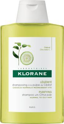 Klorane Citrus Pulp Shampoo 200ml