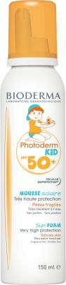 Bioderma Photoderm Kid Mousse SPF50+ 150ml