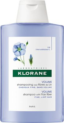 Klorane Flax Fiber Shampoo 200ml