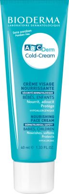 Bioderma ABCDerm Cold-Cream - Nourishing Face Cream 40ml