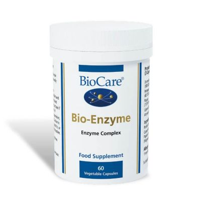 BioEnzyme 60 Capsules (Formerly Digestaid