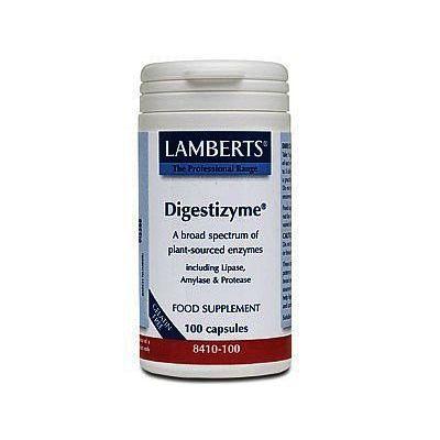 Lamberts Digestizyme Capsules Pack of 100