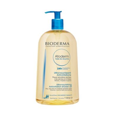 Bioderma Atoderm Ultra-Nourishing Shower Oil 1L