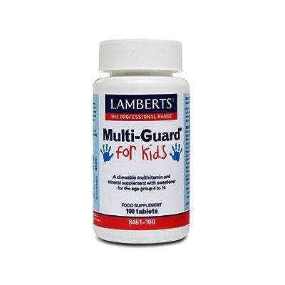 Lamberts Multi-Guard for Kids Tablets Pack of 100