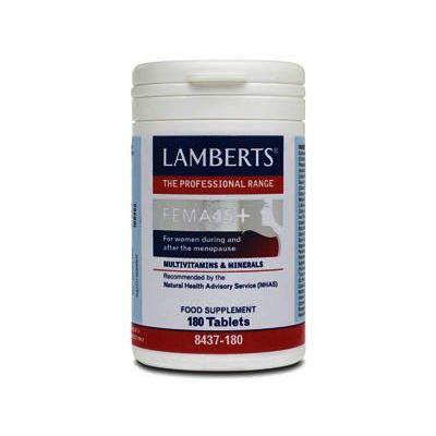 Lamberts FEMA 45+ Tablets Pack of 180