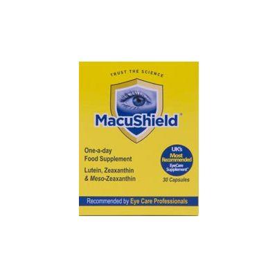 Macushield Eye Health Supplements Pack Of 30