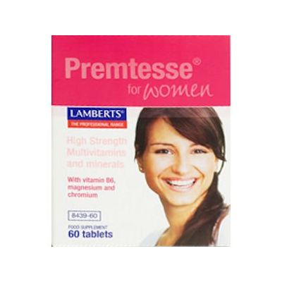 Lamberts Premtesse For Women Tablets Pack of 60