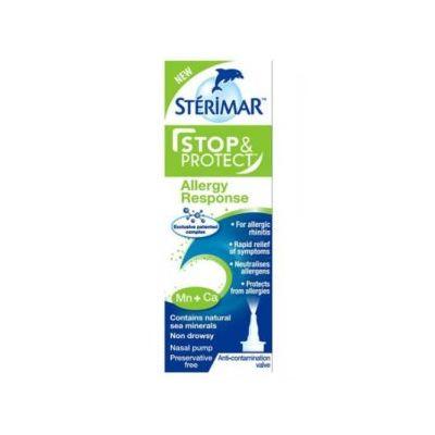 Sterimar Stop & Protect Allergy Response Nasal Spray 20ml