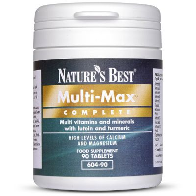 Nature's Best-Multi-Max® Complete-90 tablets