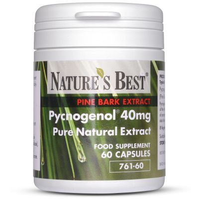 Nature's Best-Pycnogenol ®-60 capsules