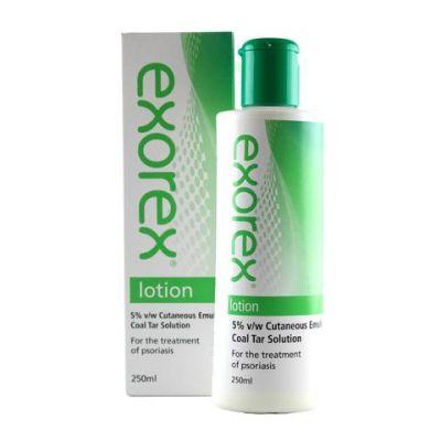 Csrex Lotion Psoriasis Treatment with 5% coal tar-250ml