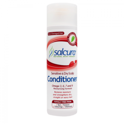 Salcura Omega Rich Formula Conditioner for Dry, Itchy Scalp - 200ml