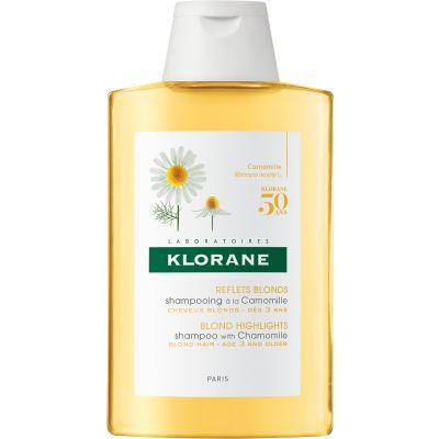 Klorane Camomile Blonde Highlights Shampoo
