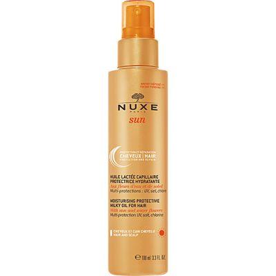 Nuxe Sun Moisture Protective Milky Oil For Hair Spray100ml