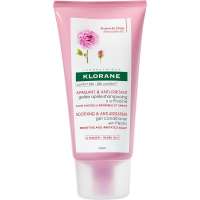 Klorane Peony Soothing and Anti-Irritating Gel Conditioner 150ml